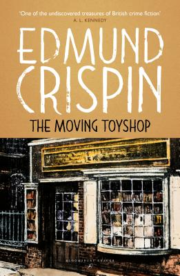 The Moving Toyshop - Crispin, Edmund