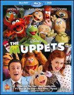 The Muppets [2 Discs] [Blu-ray/DVD] - James Bobin