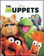The Muppets [Blu-ray/DVD] [Collectible Case]