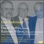 The Music of Ezra Laderman, Vol. 8