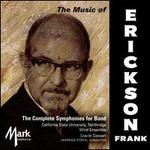 The Music of Frank Erickson