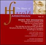 The Music of Harold Farberman, Vol. 2