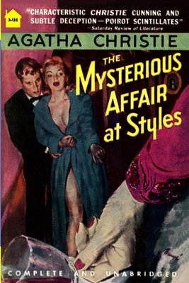 The Mysterious Affair at Styles - Christie, Agatha