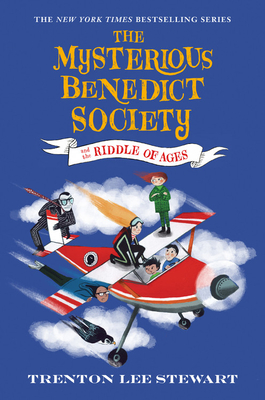The Mysterious Benedict Society and the Riddle of Ages - Stewart, Trenton Lee, and Montoya, Manu
