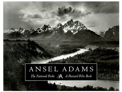 The National Parks: A Postcard Folio Book - Adams, Ansel