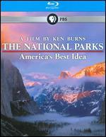 The National Parks: America's Best Idea [6 Discs] [Blu-ray]