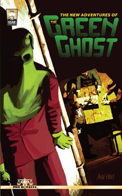 The New Adventures of the Green Ghost - Thomas, Don, and Alexander, Terry, and Nash, Bobby