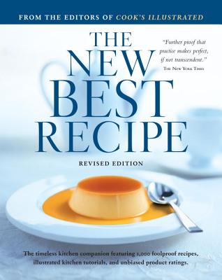 The New Best Recipe - Cook's Illustrated (Editor)
