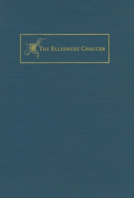 The New Ellesmere Chaucer Monochromatic Facsimile - Chaucer, Geoffrey, and Stevens, Martin, and Woodward, Daniel (Editor)