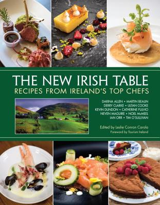 The New Irish Table - Carola, Leslie Conron