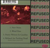 The New Noise Theology - Refused