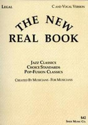 The New Real Book - Volume 1 - Sher, Charles (Editor)