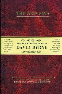 The New Sins/Los Nuevos Pecados - Byrne, David