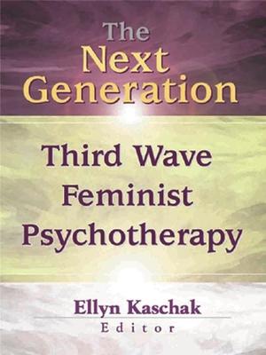 The Next Generation - Kaschak, Ellyn, Ph.D.
