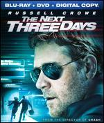 The Next Three Days [2 Discs] [Includes Digital Copy] [Blu-ray/DVD]
