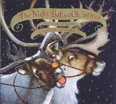 The Night Before Christmas - Moore, Clement Clarke
