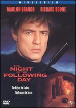 The Night of the Following Day - Hubert Cornfield