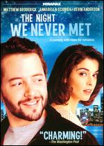 The Night We Never Met - Warren Leight