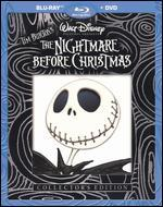 The Nightmare Before Christmas [Collector's Edition] [2 Discs] [Blu-ray/DVD]
