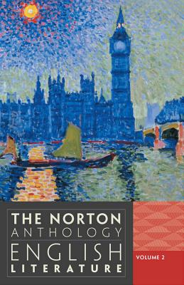 The Norton Anthology of English Literature, Volume 2 - Greenblatt, Stephen (Editor), and Christ, Carol T (Editor), and David, Alfred (Editor)