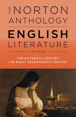 The Norton Anthology of English Literature - Greenblatt, Stephen (General editor)