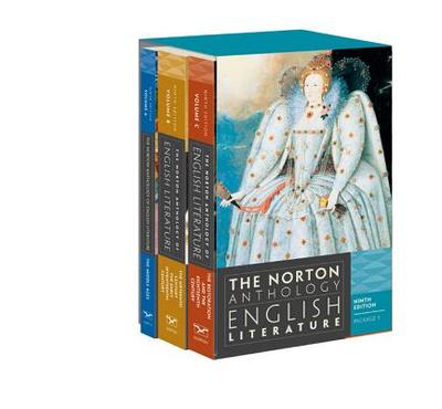 The Norton Anthology of English Literature - Greenblatt, Stephen (Editor), and Christ, Carol T (Editor), and David, Alfred (Editor)