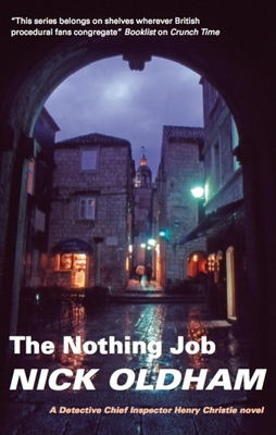 The Nothing Job - Oldham, Nick