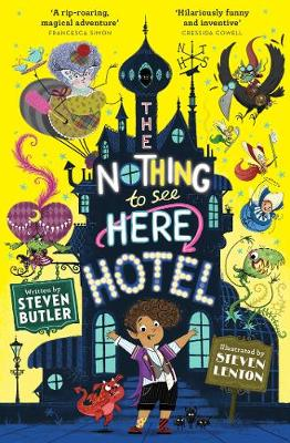 The Nothing to See Here Hotel - Butler, Steven