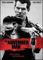 The November Man - Roger Donaldson