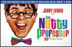 The Nutty Professor [50th Anniversary] [Ultimate Collector's Edition] [4 Discs] [Blu-ray/DVD] - Jerry Lewis
