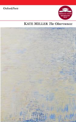 The Observances - Miller, Kate