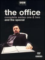 The Office: Complete Series One & Two and the Special [4 Discs]