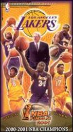 The Official 2001 NBA Championship: Los Angeles Lakers