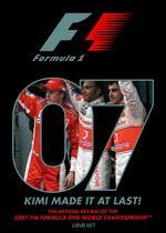 The Official Review of the 2007 FIA Formula One World Championship
