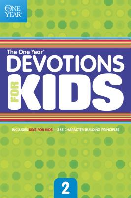The One Year Devotions for Kids #2 - Children's Bible Hour (Producer)