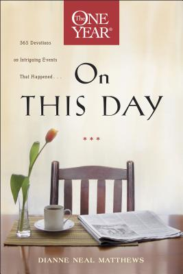 The One Year on This Day - Matthews, Dianne