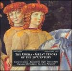 The Opera: Great Tenors of the 20th Century