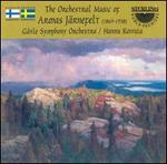 The Orchestral Music of Armas Järnefelt