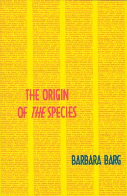 The Origin of the Species - Barg, Barbara