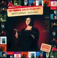 The Original Jacket Collection: Montserrat Caballé - Bernabe Marti (tenor); David Kelly (bass); David Lennox (tenor); Dennis Wicks (bass); Elizabeth Bainbridge (mezzo-soprano);...