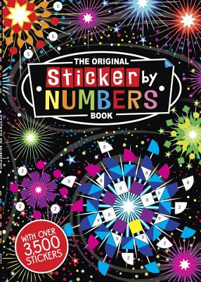 The Original Sticker by Numbers Book -