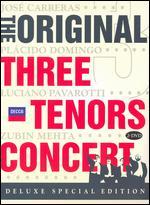The Original Three Tenors Concert - Brian Large