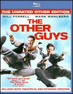 The Other Guys [Unrated] [Blu-ray] - Adam McKay