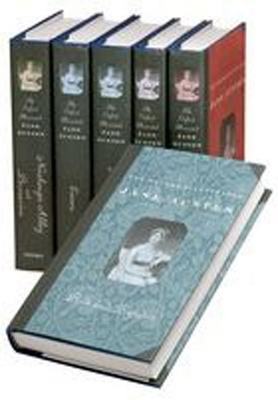 The Oxford Illustrated Jane Austen: 6-Volume Set - Austen, Jane, and Chapman, R W (Editor)