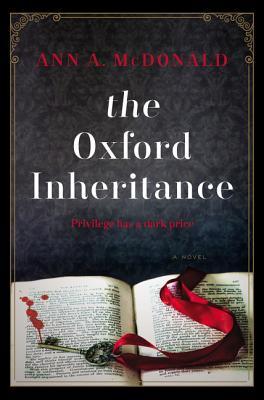 The Oxford Inheritance - McDonald, Ann A
