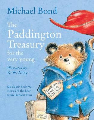 The Paddington Treasury for the Very Young - Bond, Michael