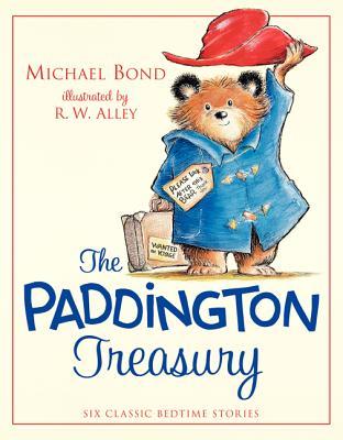 The Paddington Treasury: Six Classic Bedtime Stories - Bond, Michael