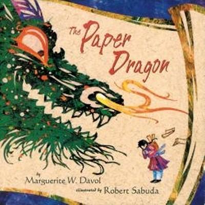 The Paper Dragon - Davol, Marguerite W