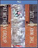 The Pat Metheny Band: The Way Up-Live [Blu-ray]