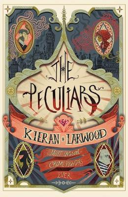 The Peculiars - Larwood, Kieran